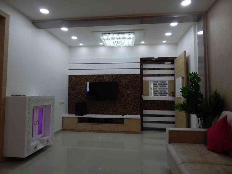 1200 Sq Feet 2bhk Flat By Rucha Trivedi Interior Designer In Surat