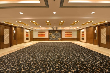 All modern banquet hall in commercial for New interior design for hall