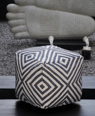 Barrato Durable Cotton Poufs