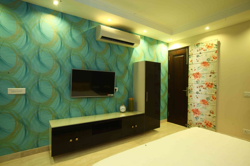 Gk Residence By Total Interiors Solutions Pvt Ltd
