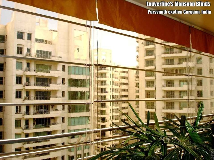 Monsoon Blinds in the interiors
