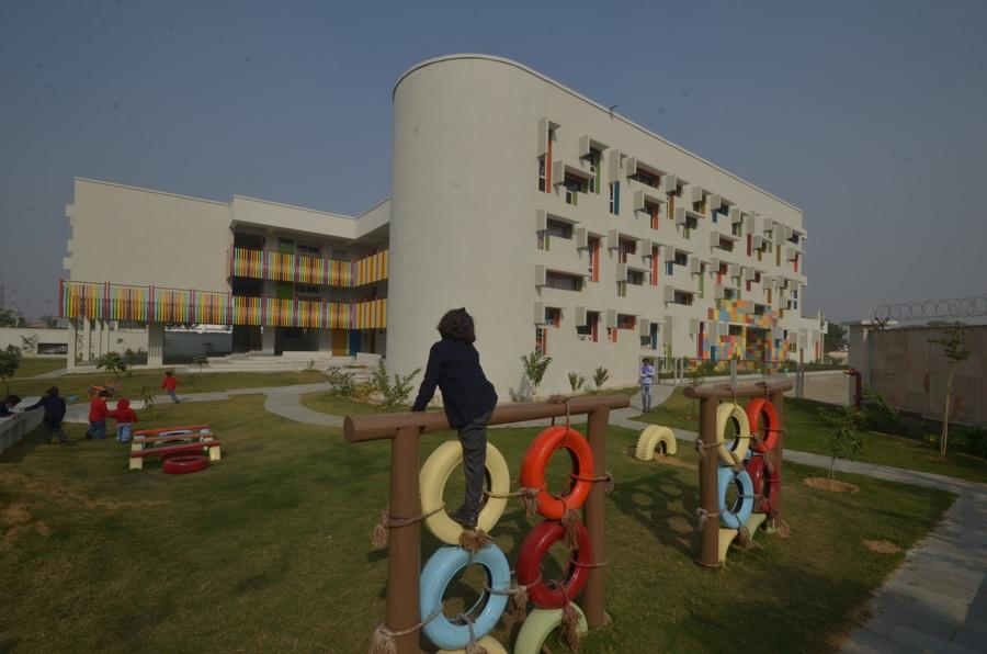 Primary School For Modern Public School Bhiwadi