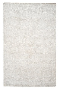 Hand-tufted Wool & Viscose Rug