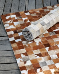 Presidio Square Patch Luxury Rugs