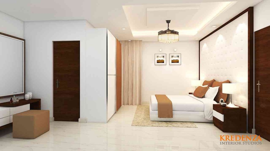 Private Residence Interiors at Nagarbhavi, Bangalore. by Kredenza ...