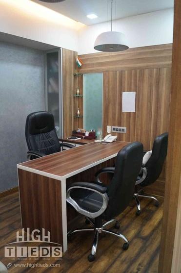 1100 square feet corporate office interior design project at venus