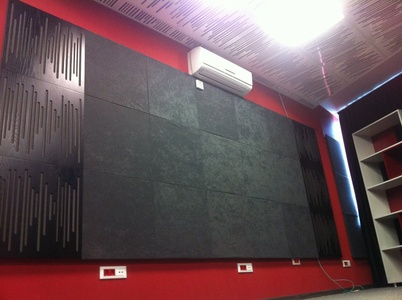 Ultra Wood Acoustic Panels