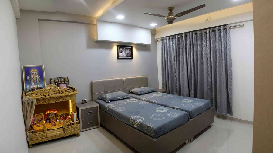 Image result for pooja ghar in bedroom