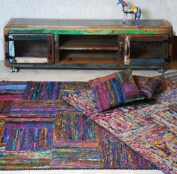 Silk Lane Recycled Silk Rugs