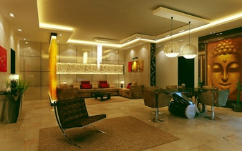 Luxury Interior Design Idea, Source: mooxis.com