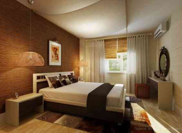 48 BHK Small Apartment Concept Design By Sarbajit Dhar Interior Enchanting Apartment Bedroom Design Ideas Set