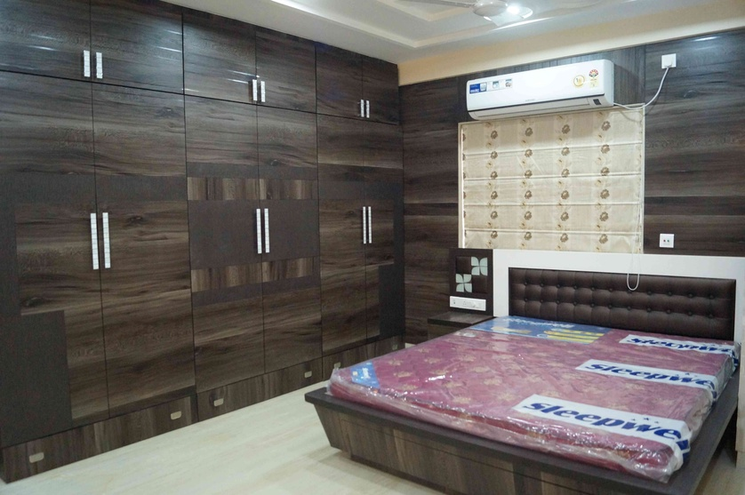 Niche interiors by arpita doshi interior designer in kolkata west bengal india for Interior designs for bedrooms indian style