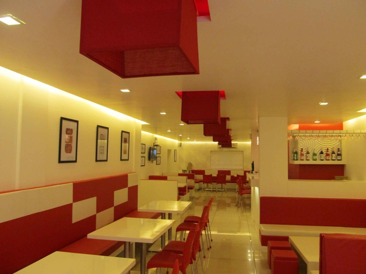 Mr Idli By Pragnesh Parikh Interior Designer In Vadodara Gujarat India