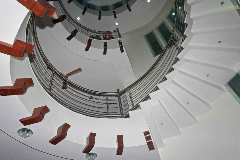Round Staircase