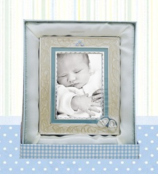 Photo Frame Baby 2 Small Shoes Corner