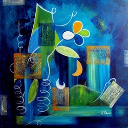 Medium Canvas Painting_ABSS0032
