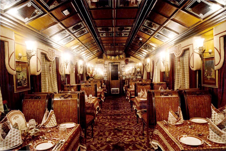 Palace On Wheels, Rajasthan By Payal Kapoor, Interior Designer In  Delhi,Delhi, India
