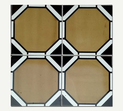 Luna Series Ceramic Artwork Tiles