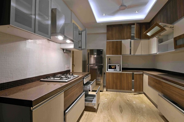 Kitchen Decoration Idea by Ar. Meghana Shetty
