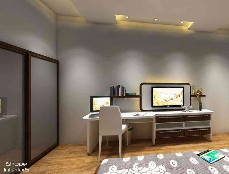 3bhk Apartment In Jaipur By Shape Interiors Interior Designer In Jaipur Rajasthan India