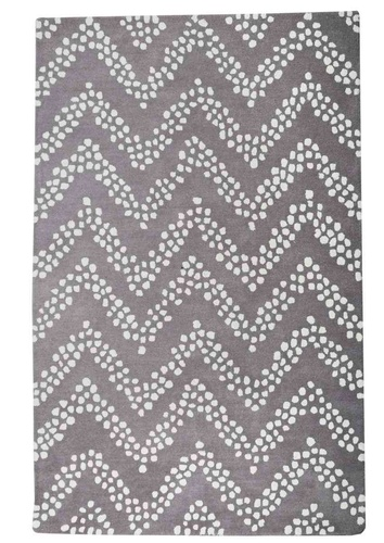 Comet Hand-tufted, Chevron Patterned Rugs