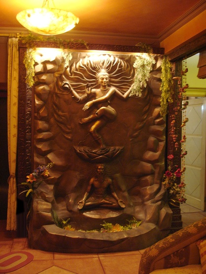 God Sculpture