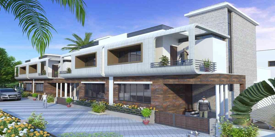 Residential Architecture Design And Planning