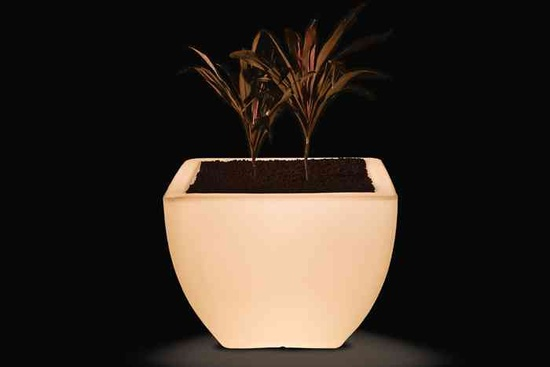 Orabella 60 Illuminated Planter