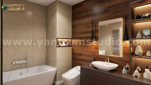 Top Modern Bathroom Design Ideas of Interior Design for Home by Architectural Animation Services