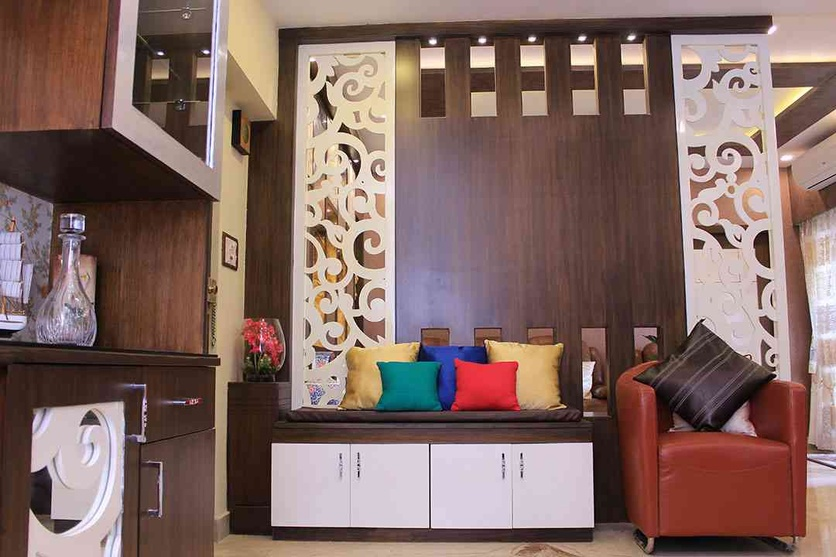4 Bhk Apartment In Delhi By Cee Bee Design Studio Interior Designer
