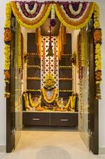 Pooja Room Design Decor Ideas And Tips Pooja Mandir Design