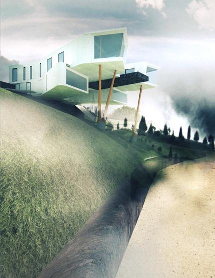 khandala flying house by sav architecture design architect in rh zingyhomes com
