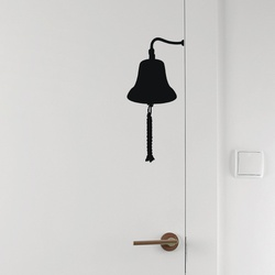 Door Bell Wall Decal ( KC267 )