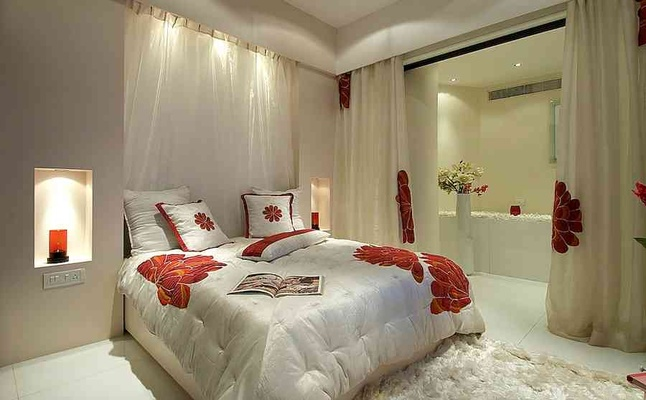 Bedroom Designed by Shahen Mistry