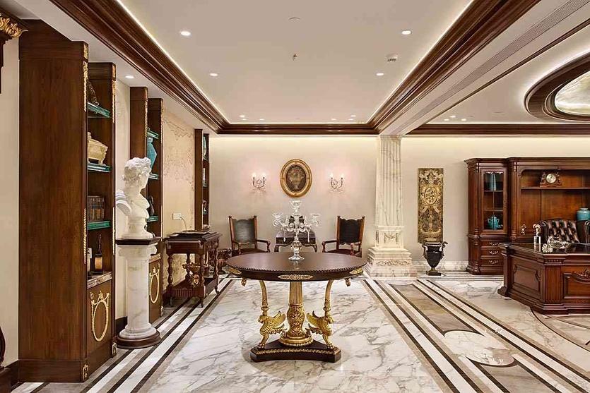 hdil office bandra by mahesh punjabi interior designer in mumbai rh zingyhomes com