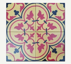Screen Painted, Hand Painted Tiles Supplier, India, Ceramic Tiles