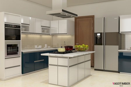 Modular Kitchen Design 1