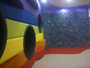 Rock Wall designed by Shahen Mistry