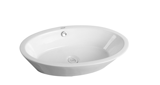 Sestones Velia Ceramic Art Basins