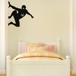 Spider - Man Wall Decal ( KC342 )
