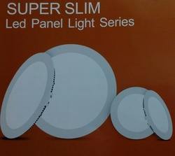 SUPER SLIM LED PANEL ROUND