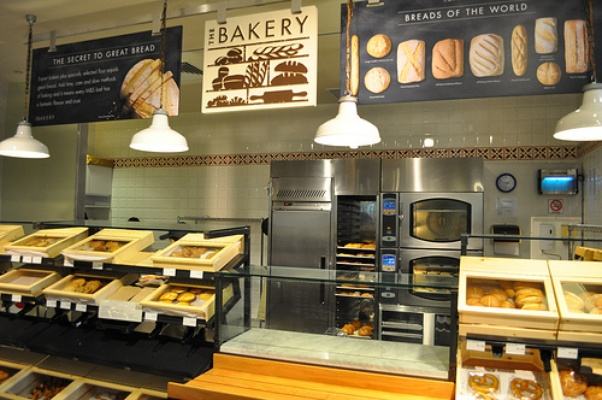 Bakery Interior Design Decoration