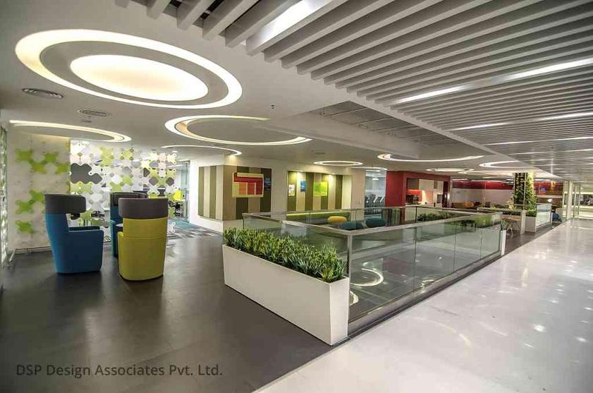 Microsoft Bangalore By Dsp Design Associates Pvt Ltd