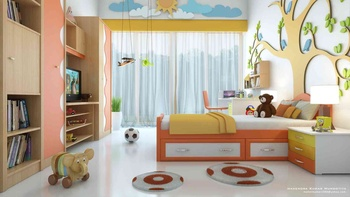 kids room latest interior low budget interior design