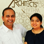 SPACE FRAME ARCHITECTS  AMIT-SNEHALSONTAKKE
