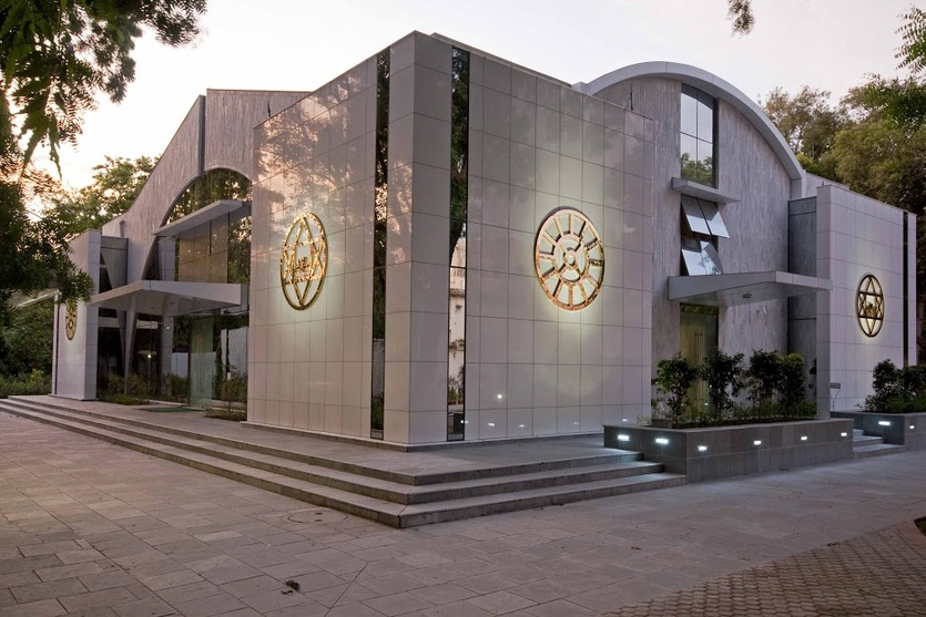 Flooring Designs For Homes >> Meditation Hall - Delhi by Nilanjan Bhowal, Architect in NEW DELHI,Delhi, India