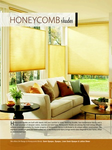 Honeycomb Shades for Windows