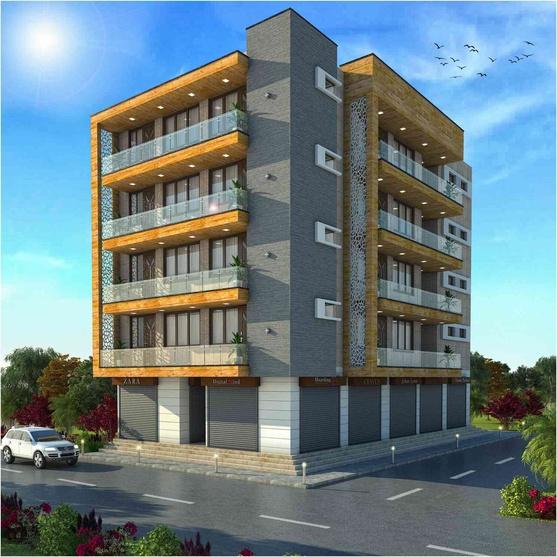 N85 Residence In New Delhi India: Residence At Dwarka By Naman Ahuja, Architect In New Delhi