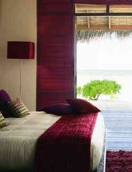 Beach Villa - room