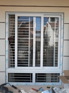 UPVC combination windows and doors